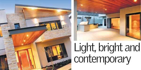 Perth contemporary home builder