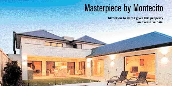 Perth custom home builders Exclusive Residence
