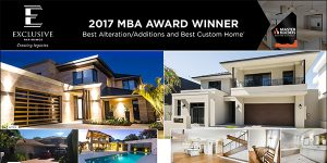 MBA awards Exclusive Residence