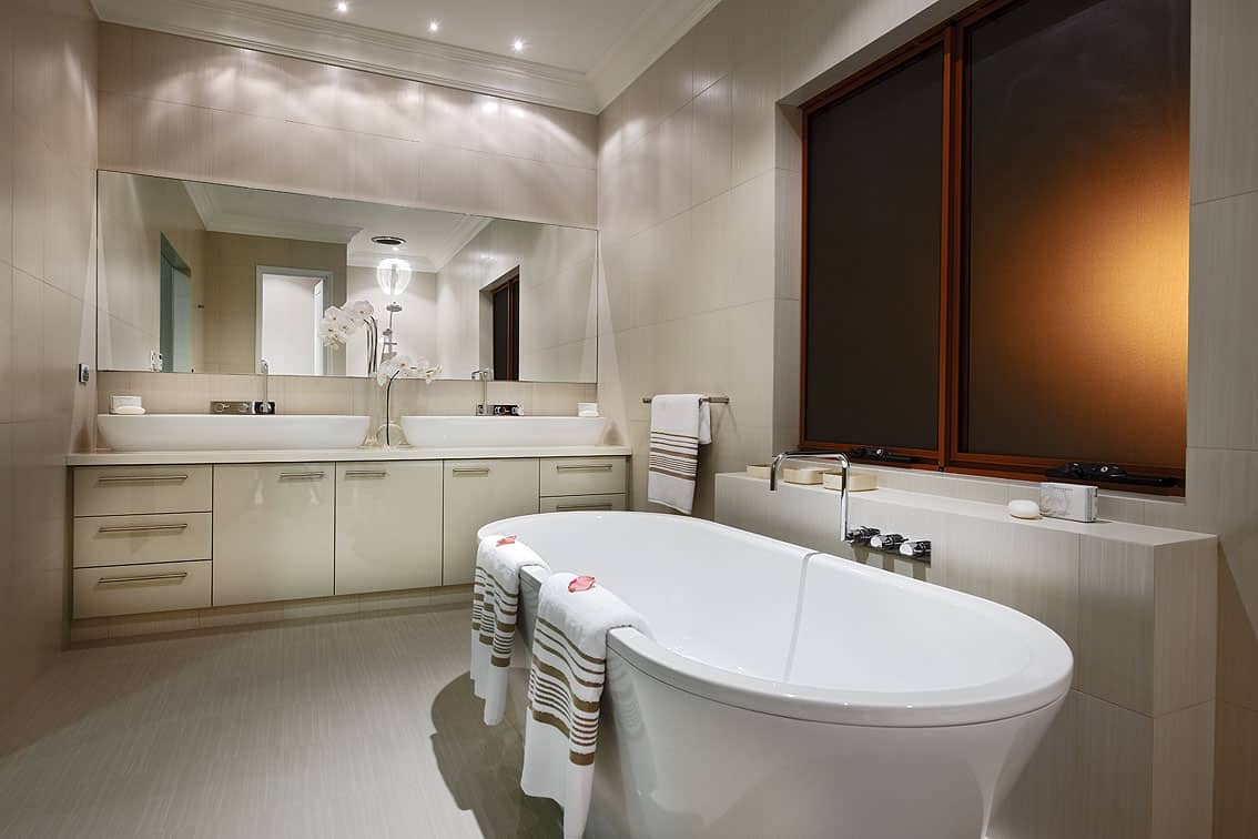 Perth bathroom design