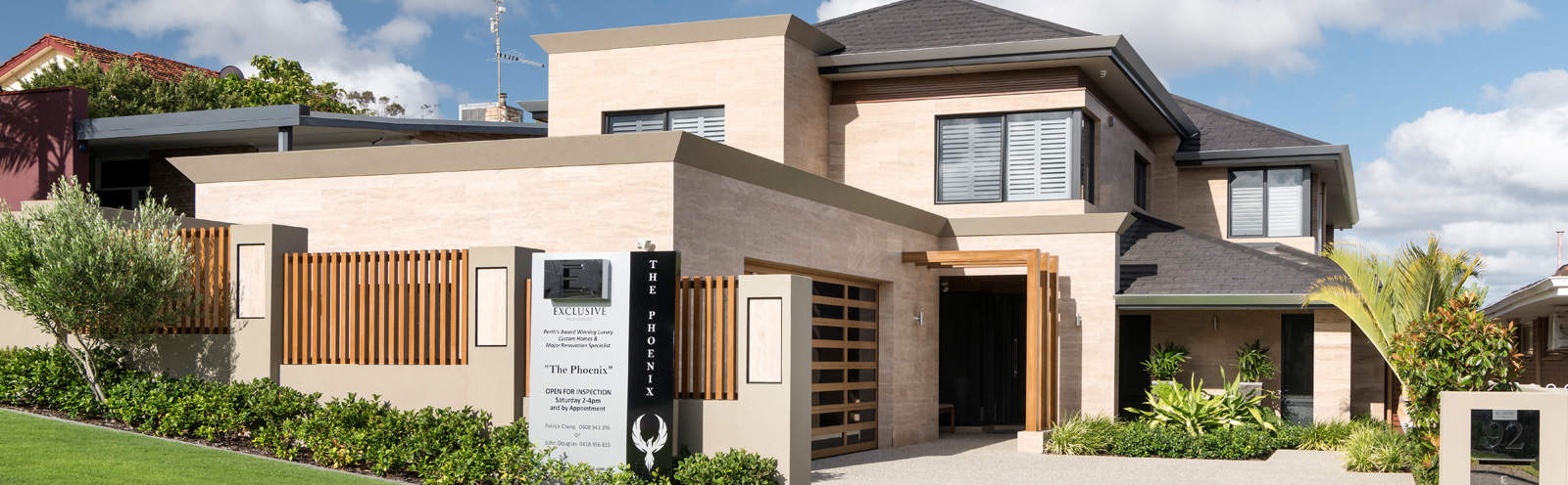 Custom display homes Perth