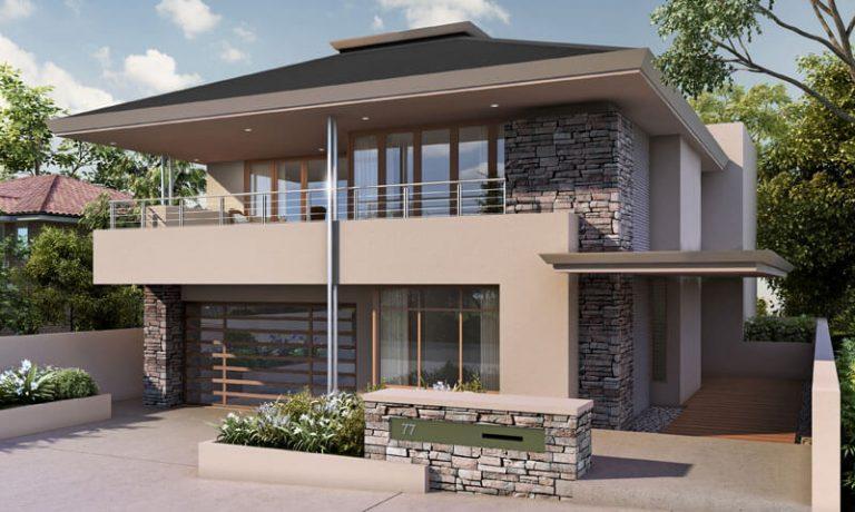 Floreat custom built home