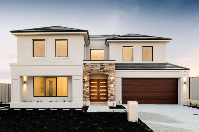luxury home builders iluka WA