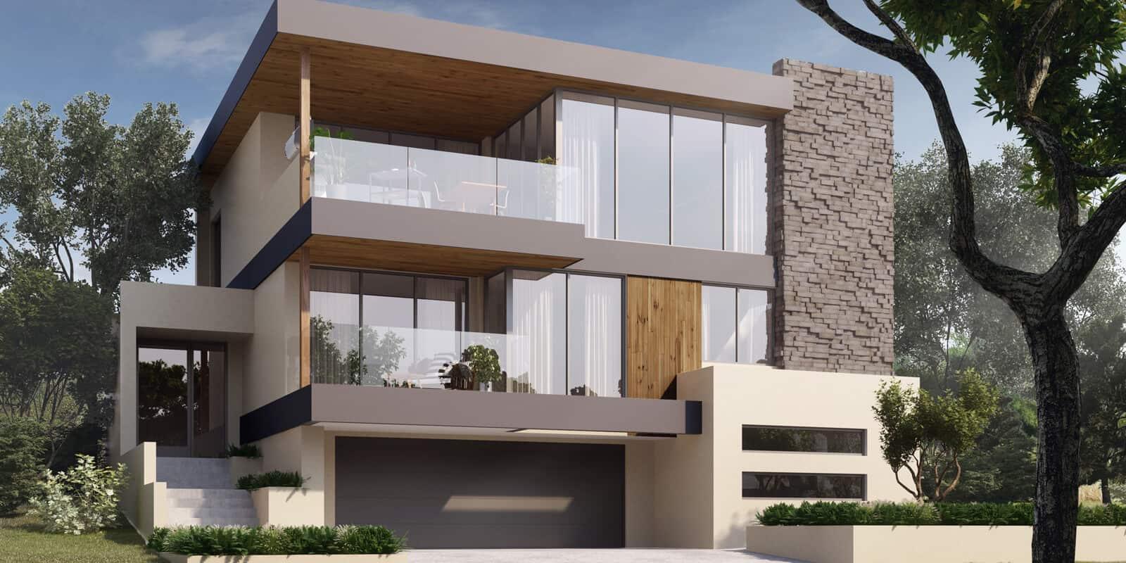 Luxury custom home in Woodlands