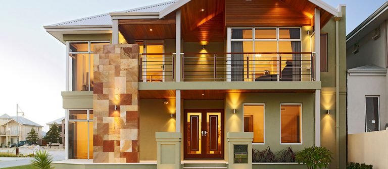 luxury custom home builders hillarys