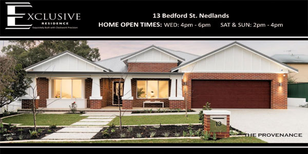 PDF file of the luxury home project (The Provenance) in Nedlands.