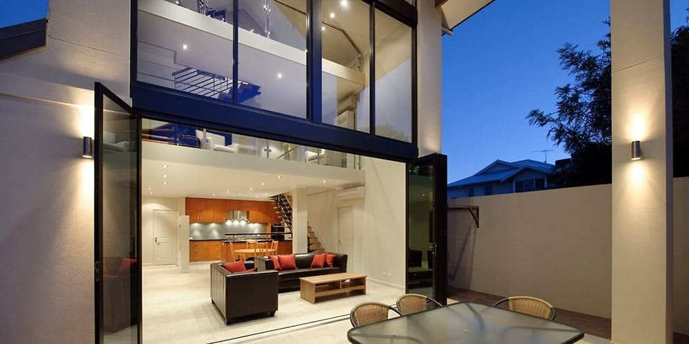 A luxury home project (The Aspire) in Victoria Park.