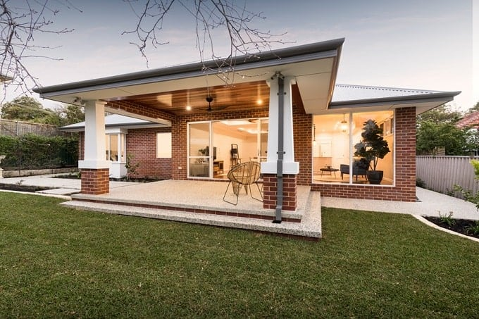 A luxury home project (The Provenance) in Nedlands.