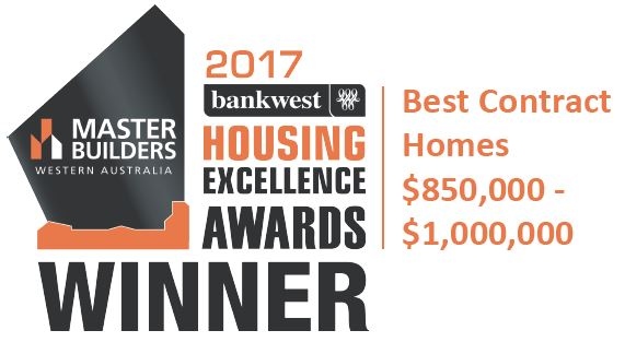 The 2017 MB wining award for Exclusive Residence.