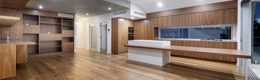 Inside-view of a luxury home as the header of S2F experience page.