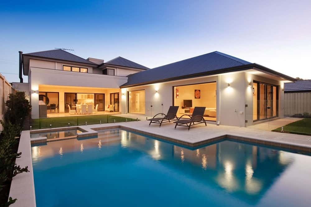 "Luxury-built home namely ""The Montecito - Karrinyup""."