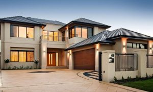 "Luxury-built home namely ""The- Mount View - Mount Pleasant""."