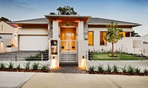 "Luxury-built home namely ""The Sanctuary - Shenton Park""."