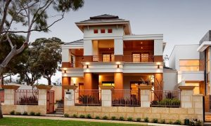 "Luxury-built home namely ""The Siam - Swanbourne""."