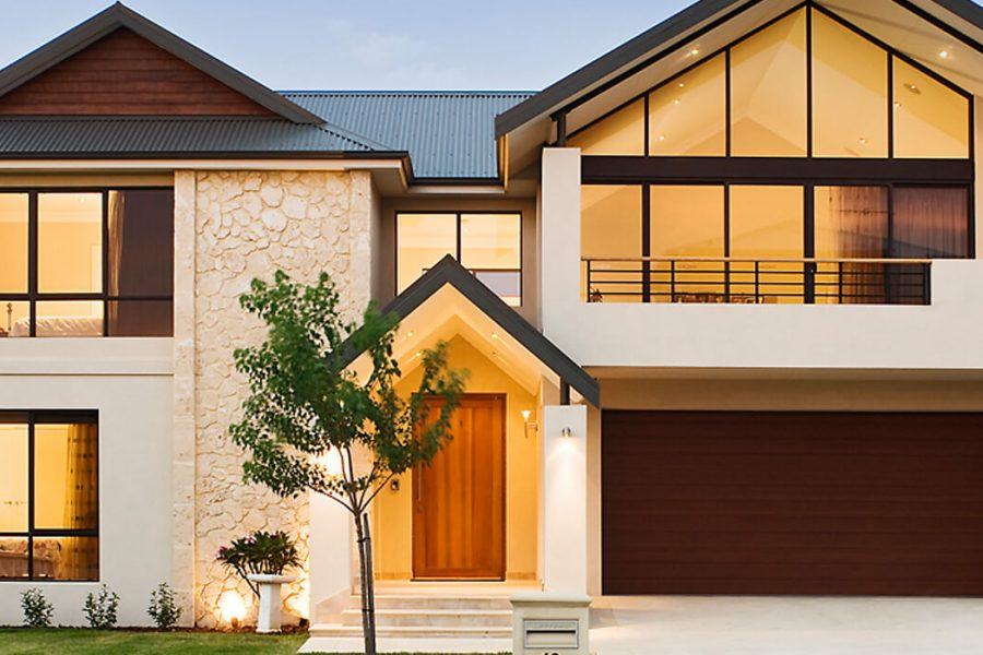 Luxury home builders in city beach perth